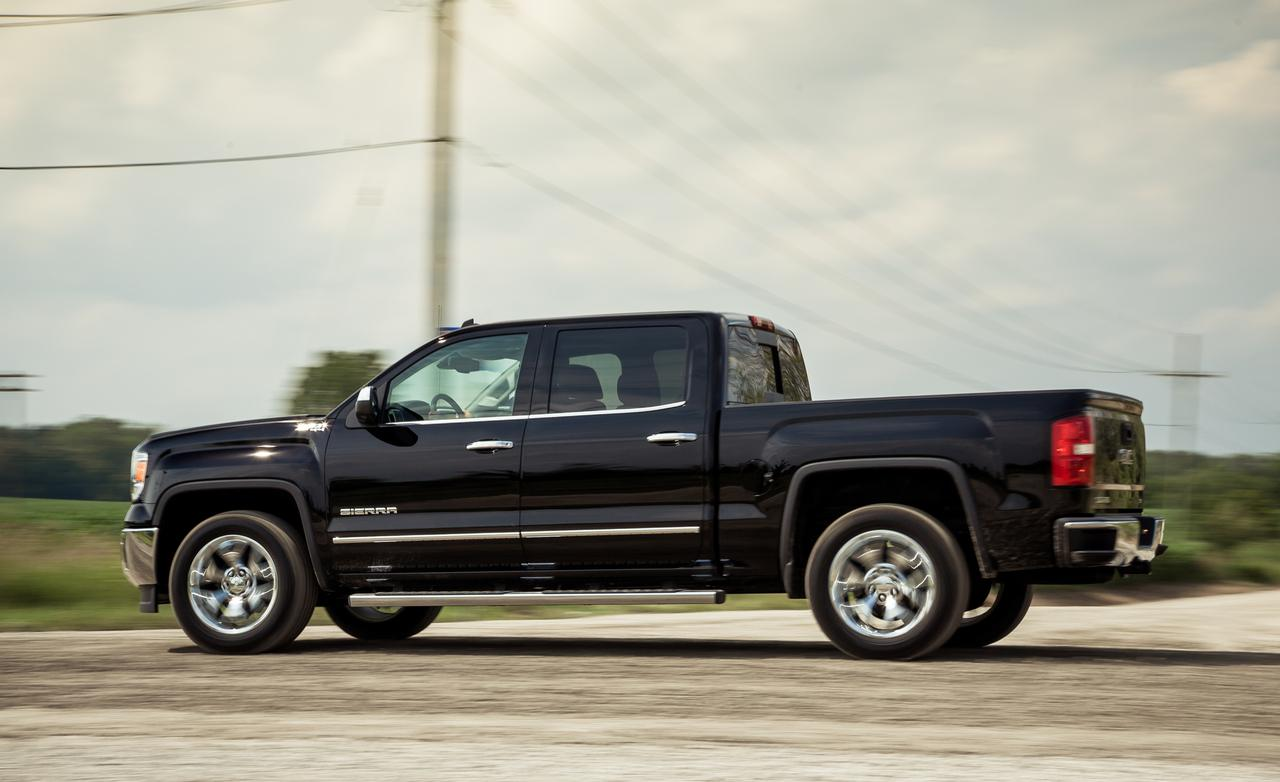 2014 GMC Sierra photo - 3