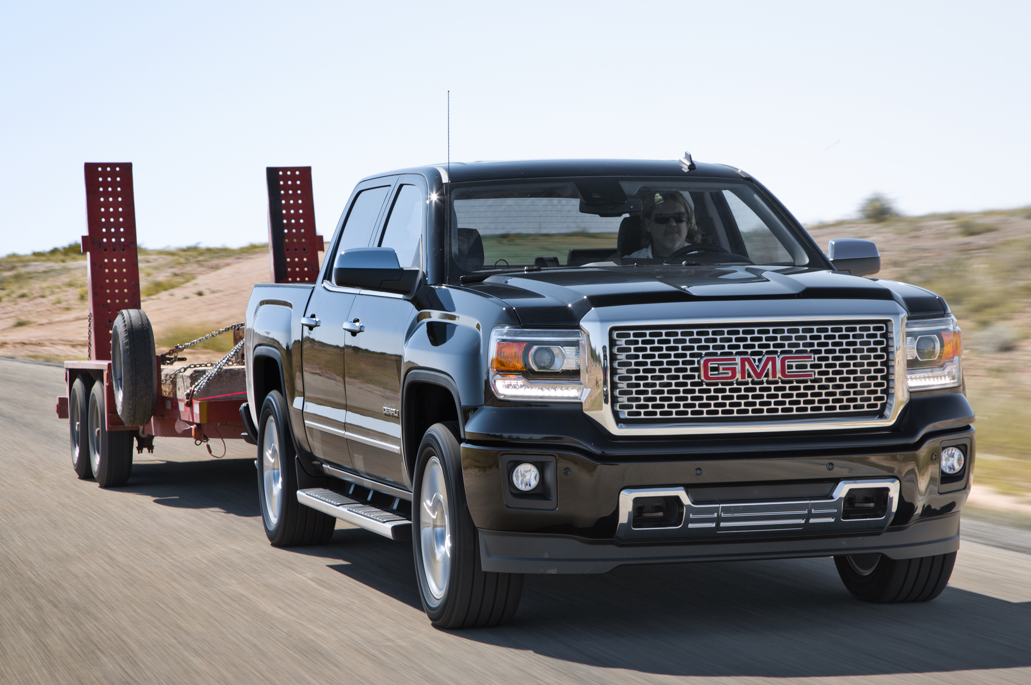 2014 GMC Sierra Denali photo - 1