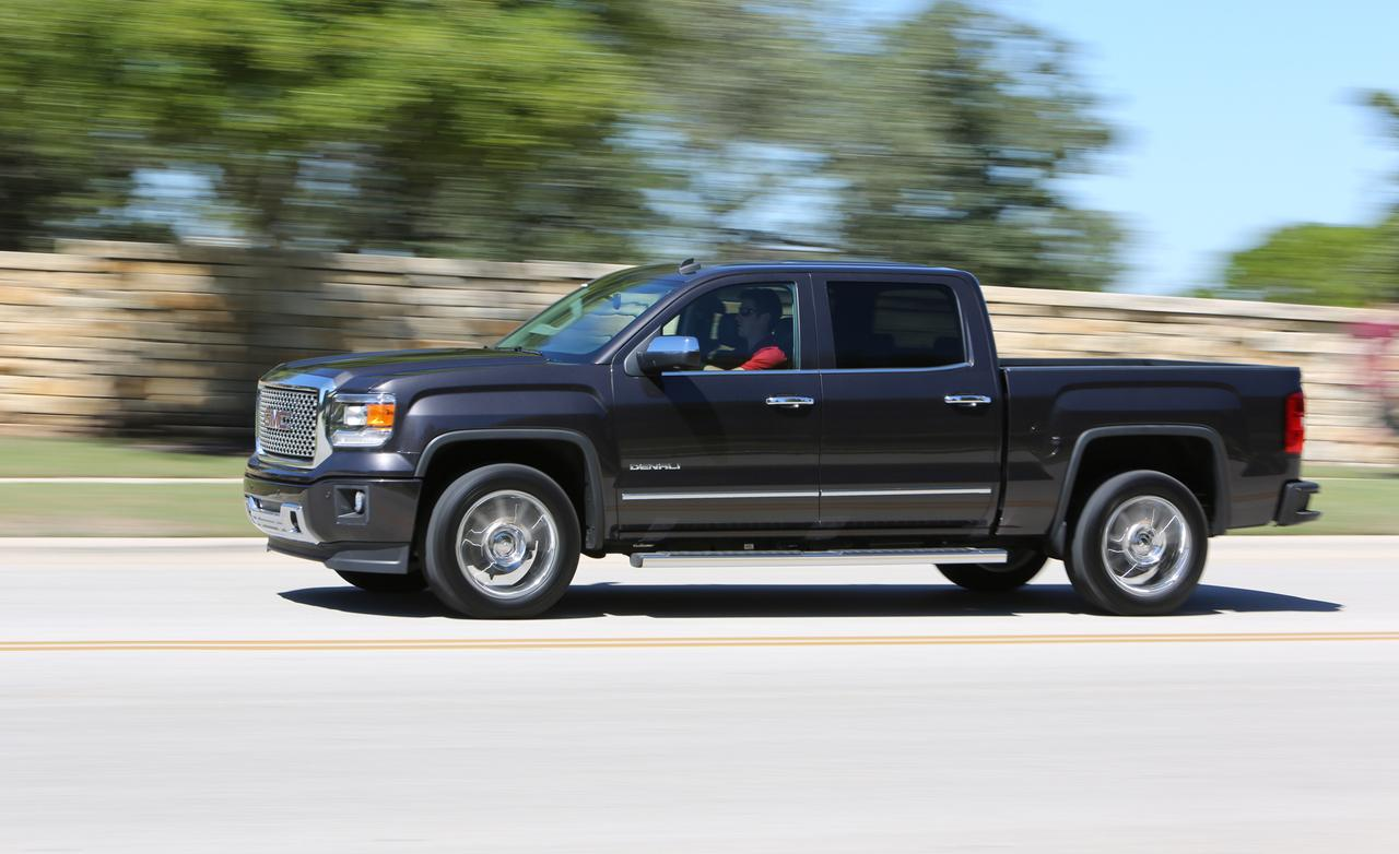 2014 GMC Sierra Denali photo - 3