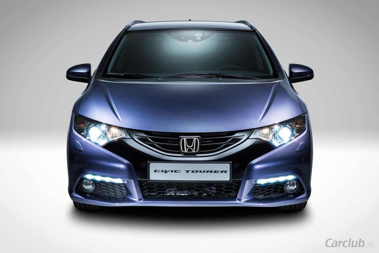 2014 Honda Civic Tourer photo - 3