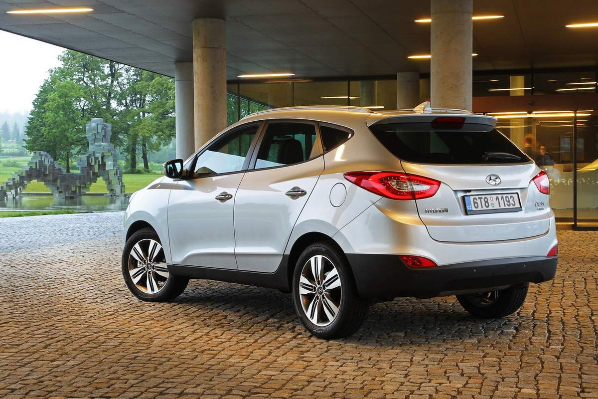 2014 Hyundai Ix35 Car Photos Catalog 2019
