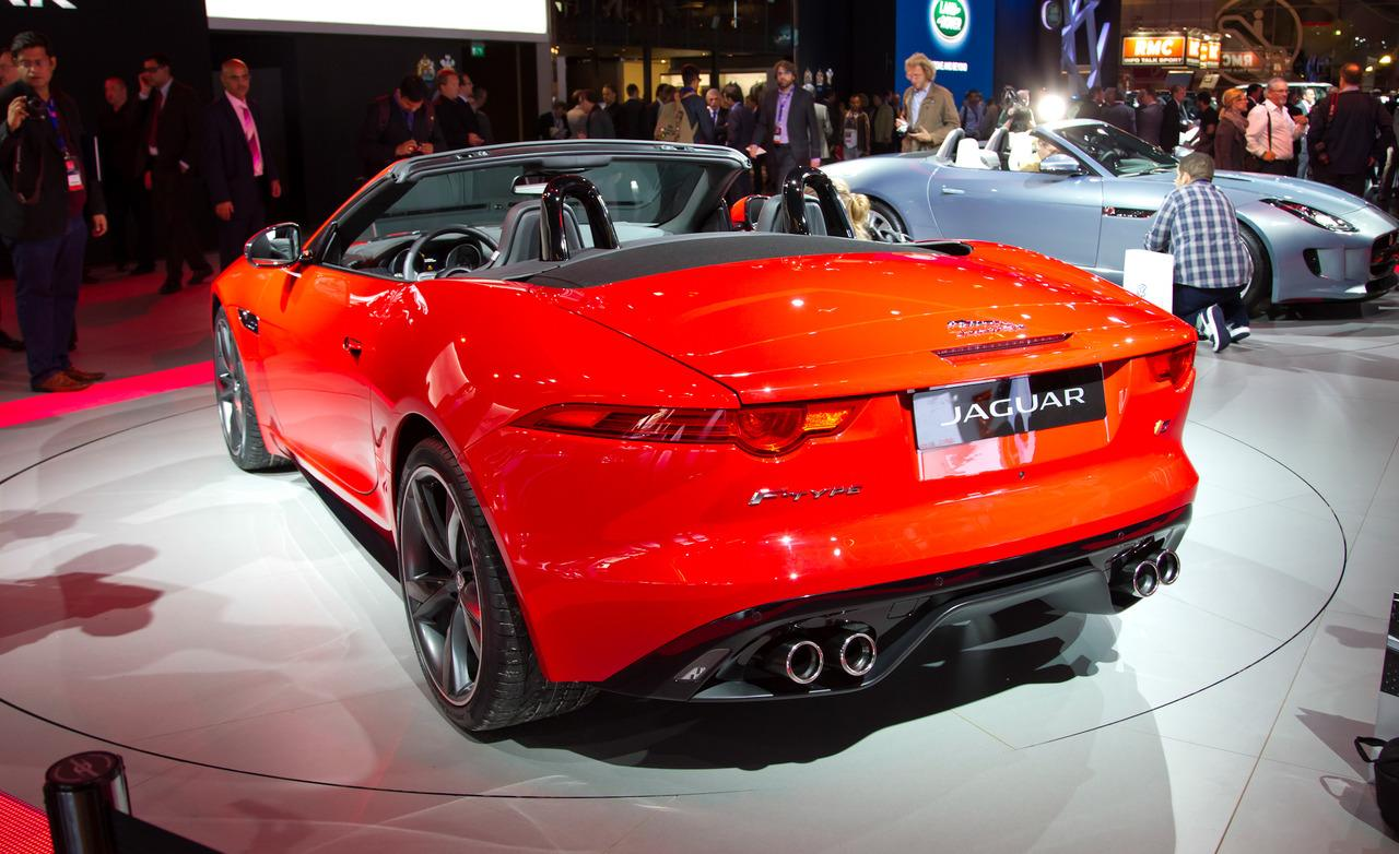 2014 Jaguar F Type V8 S photo - 2