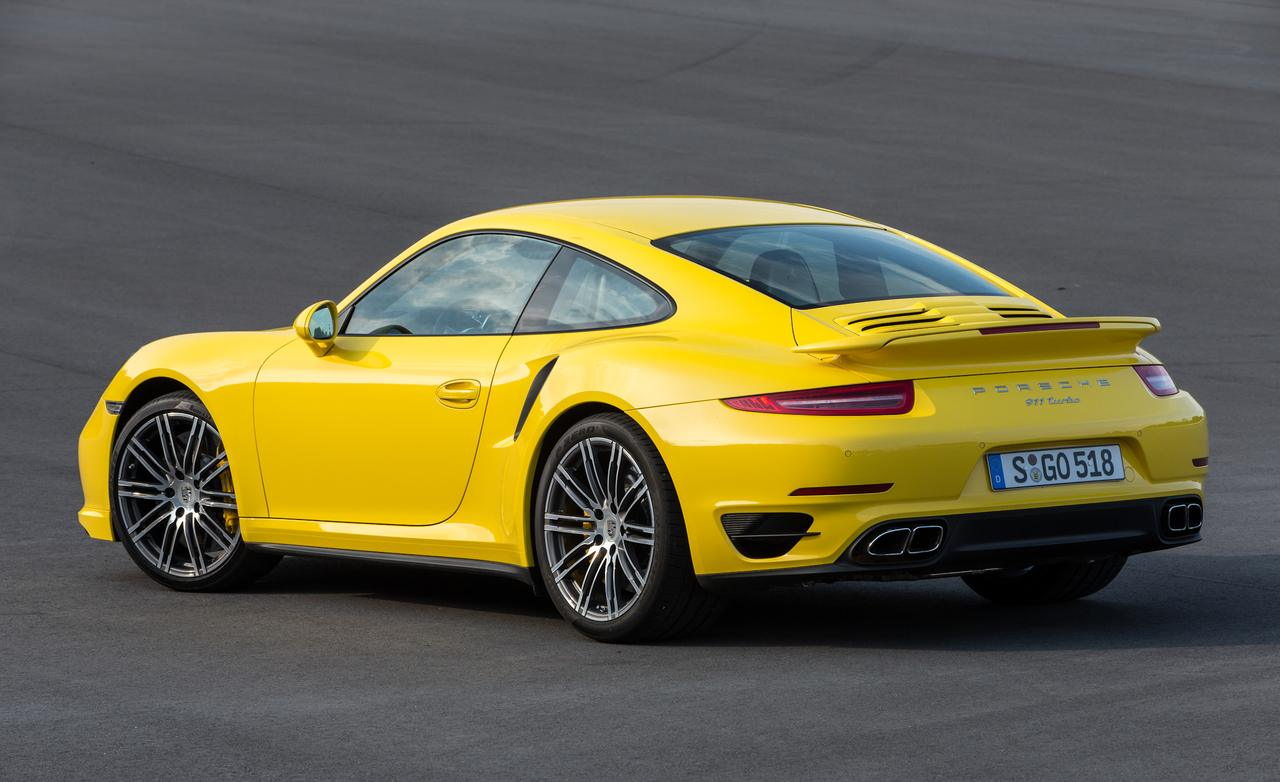 2014 porsche 911 turbo photo 2