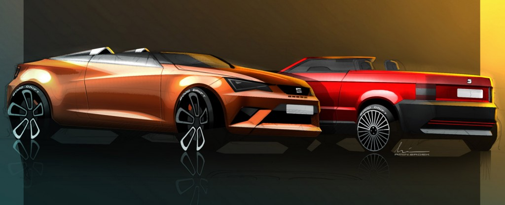 2014 Seat Ibiza Cupster Concept photo - 1