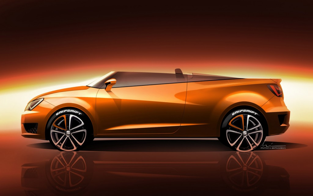 2014 Seat Ibiza Cupster Concept photo - 3