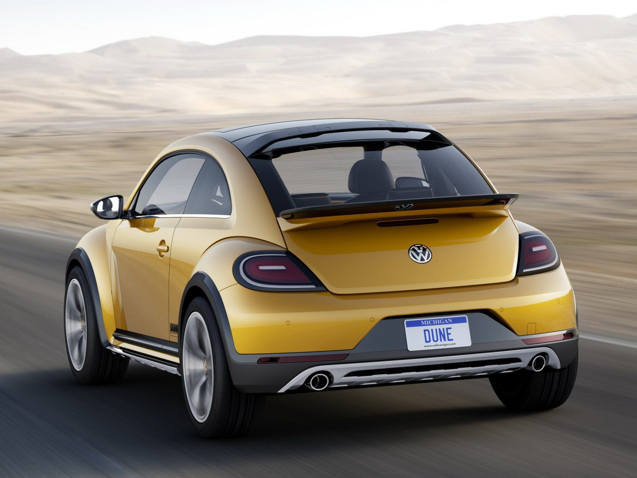 2014 Volkswagen Beetle Dune Concept photo - 1