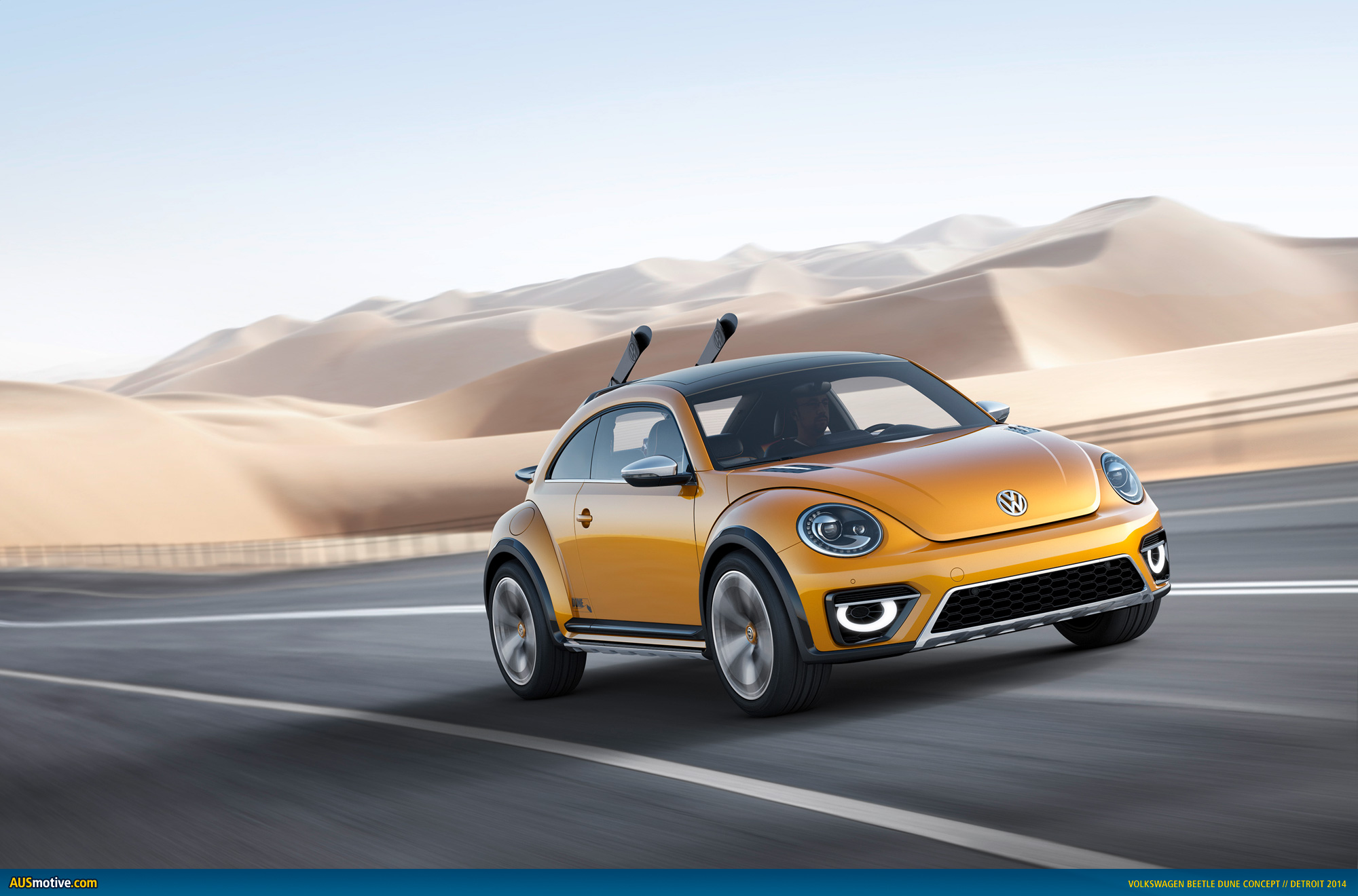2014 Volkswagen Beetle Dune Concept photo - 2
