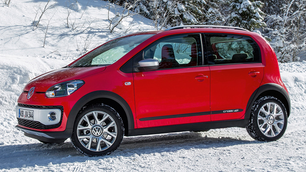 2014 Volkswagen Cross Up photo - 1