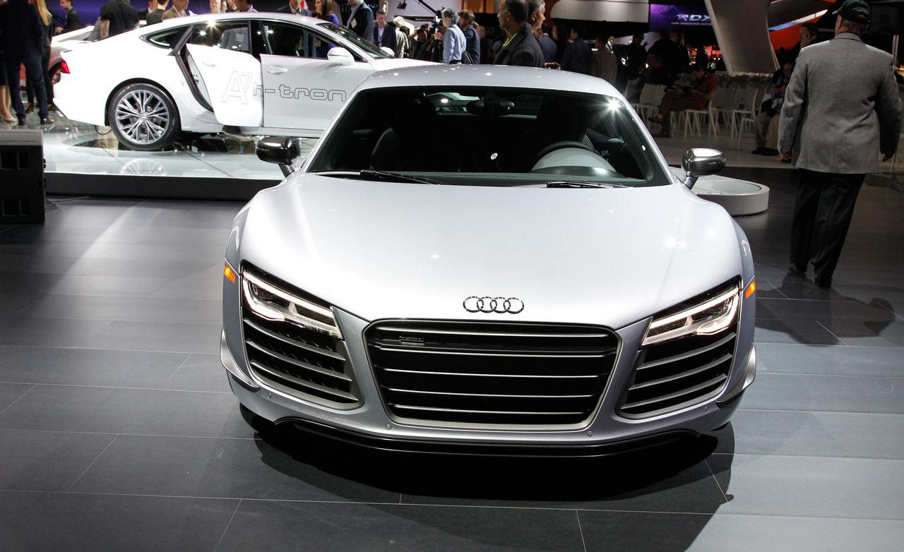 2015 Audi R8 competition photo - 1