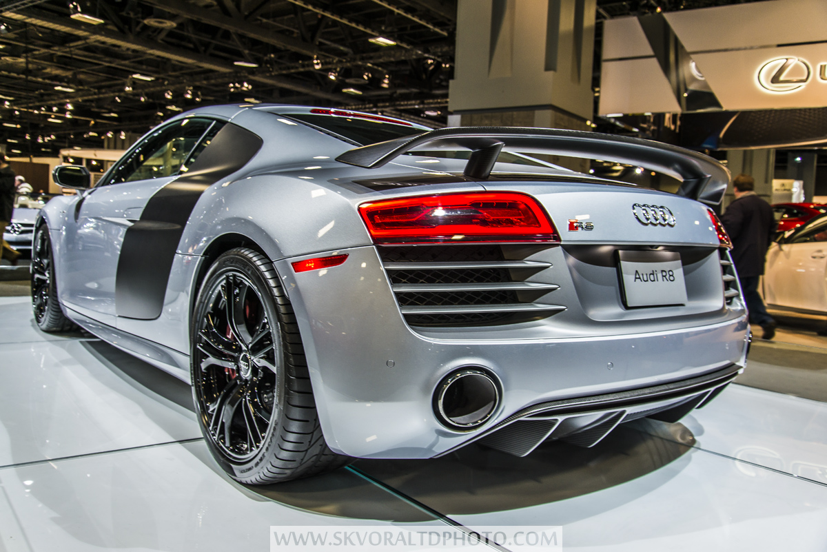2015 Audi R8 competition photo - 2