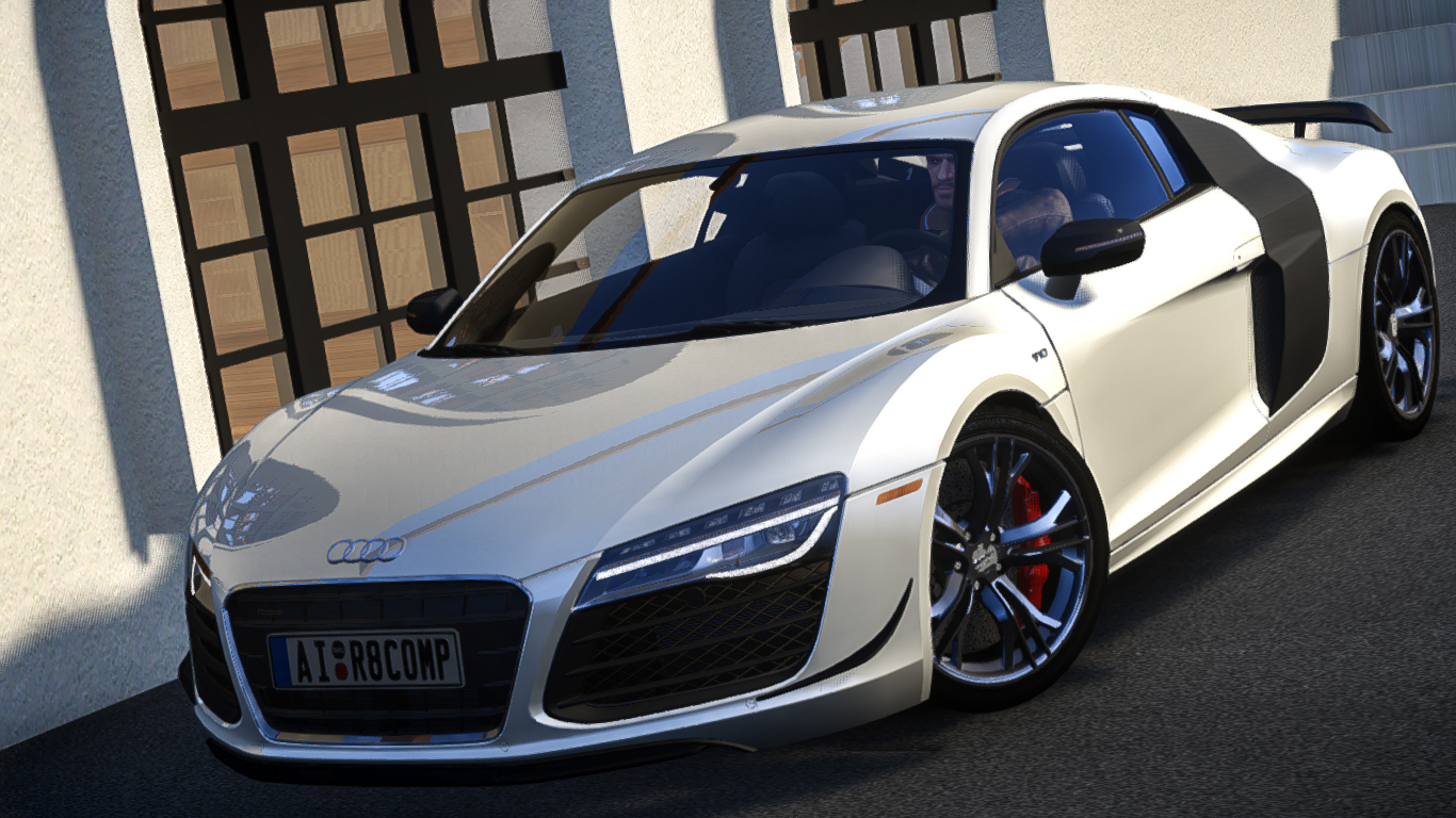 2015 Audi R8 competition photo - 3