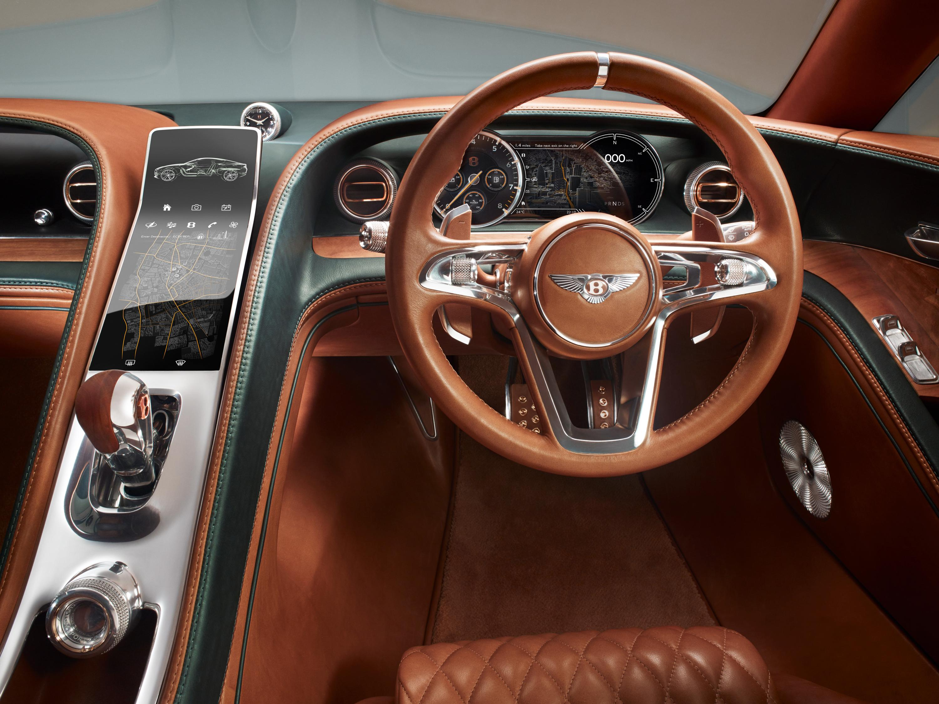 2015 Bentley EXP 10 Speed 6 Concept photo - 3