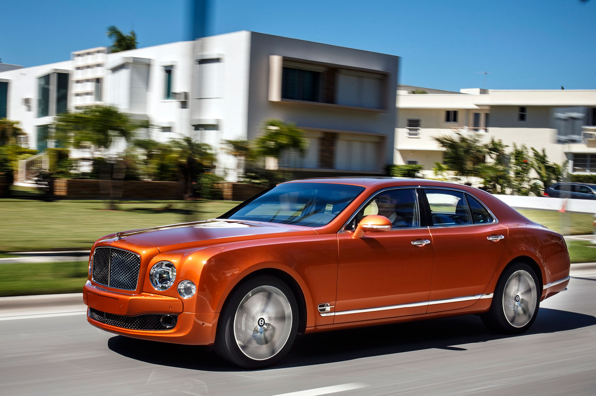 2015 Bentley Mulsanne Speed photo - 2