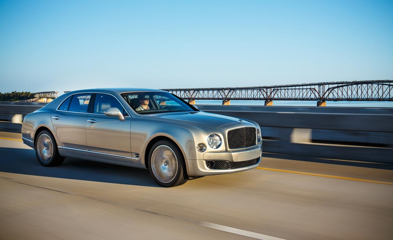 2015 Bentley Mulsanne Speed photo - 3