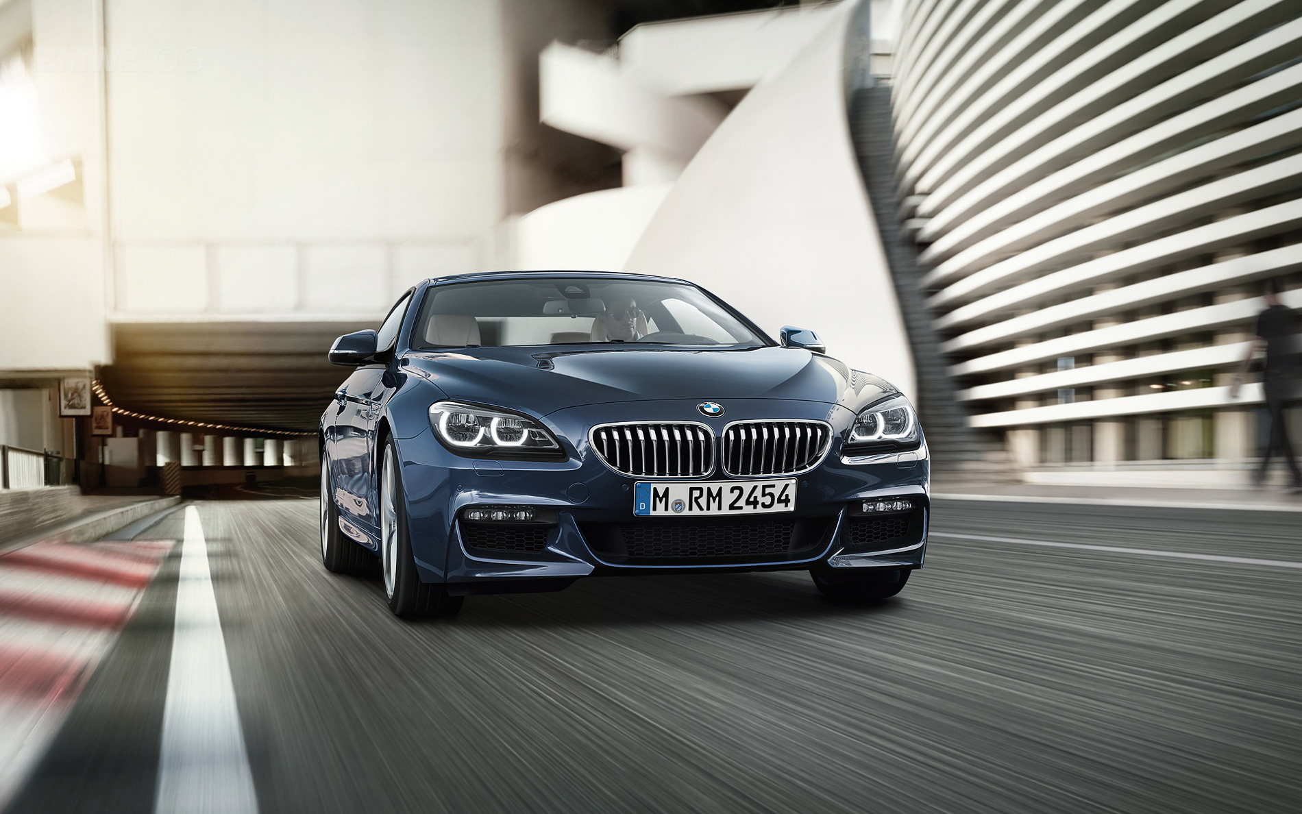 2015 BMW 6 Series Coupe photo - 2