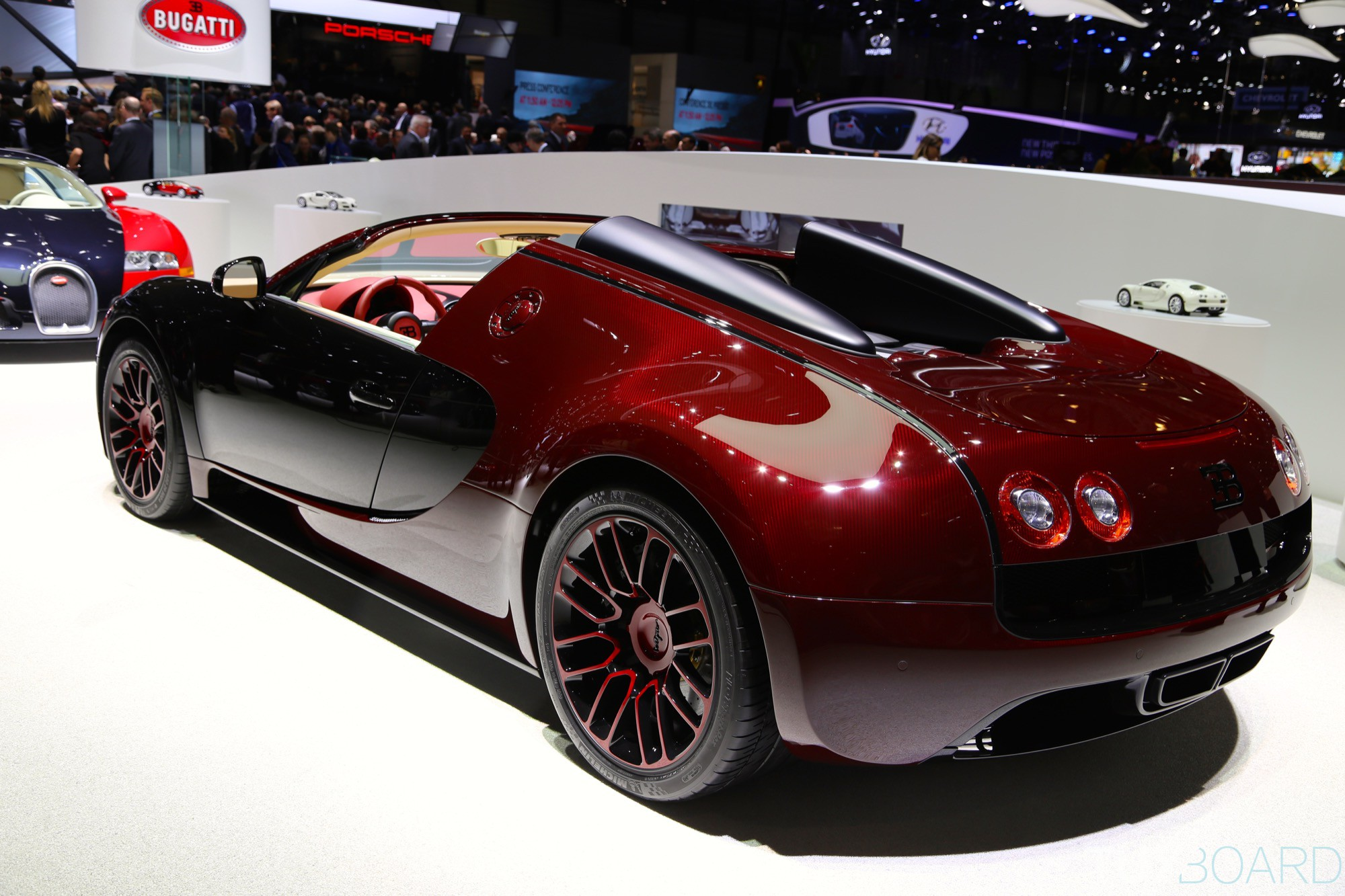 2015 Bugatti Veyron Grand Sport Vitesse La Finale photo - 2