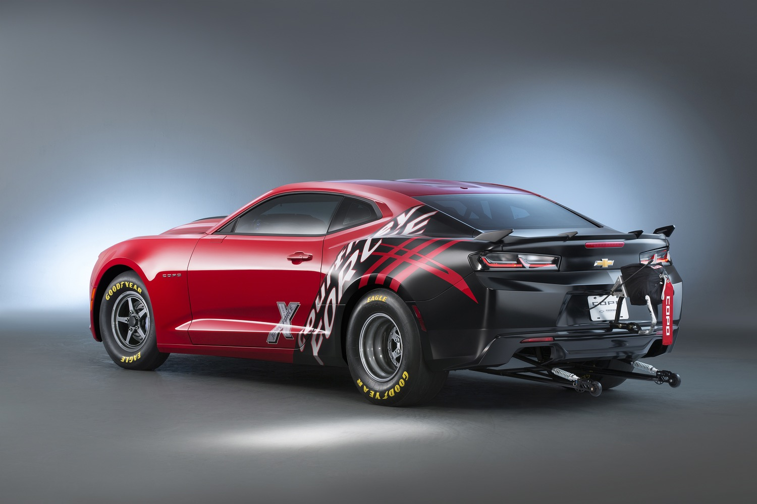 2015 Chevrolet Camaro COPO photo - 2