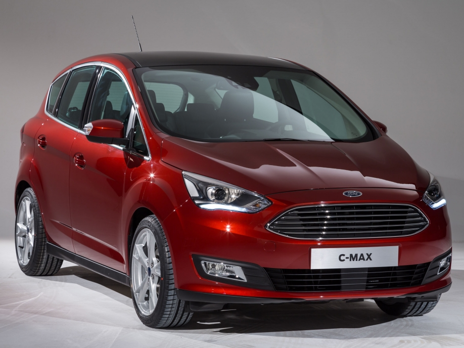 2015 Ford C MAX photo - 1