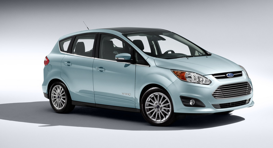 2015 Ford C MAX photo - 2