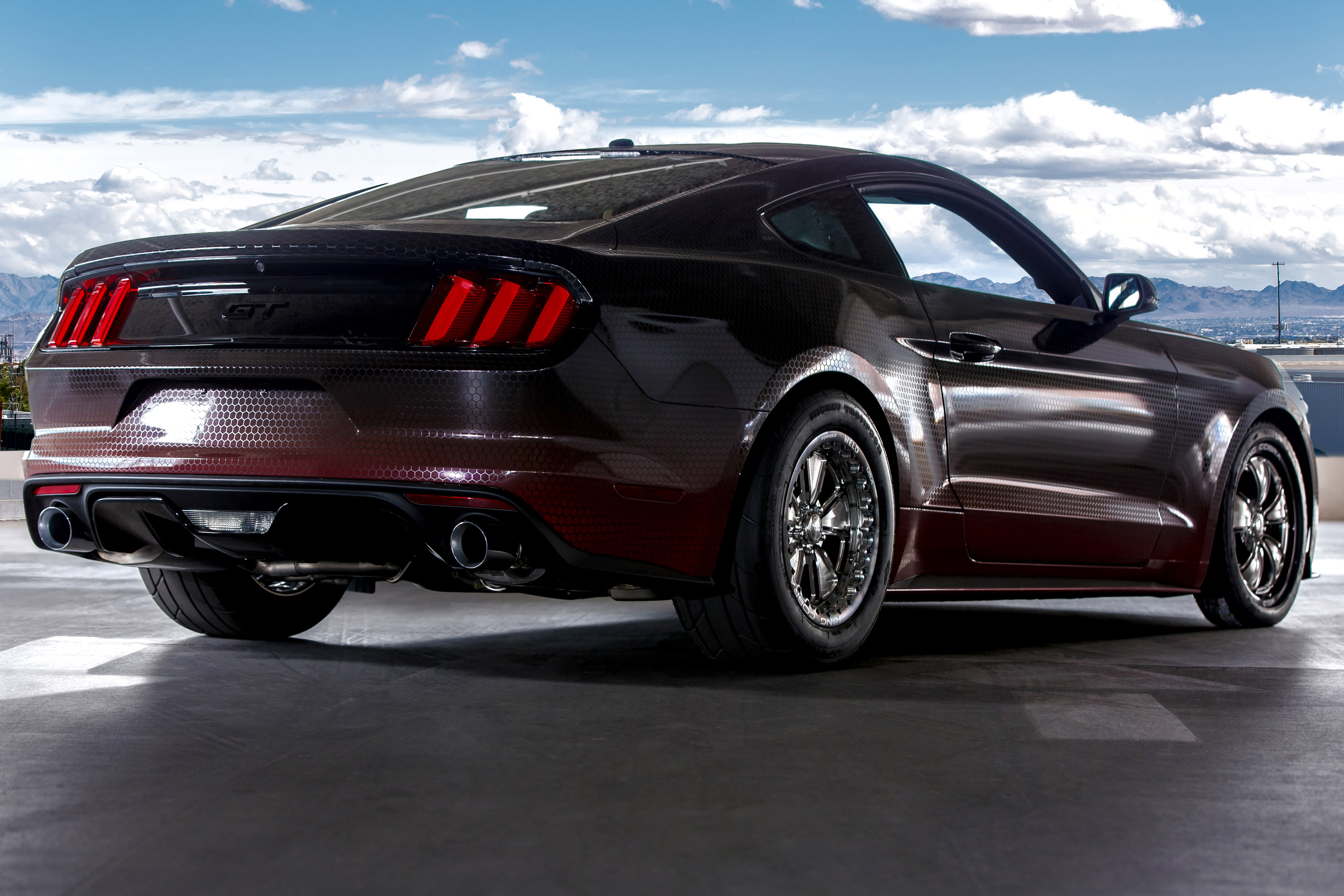 2015 Ford Mustang GT photo - 3