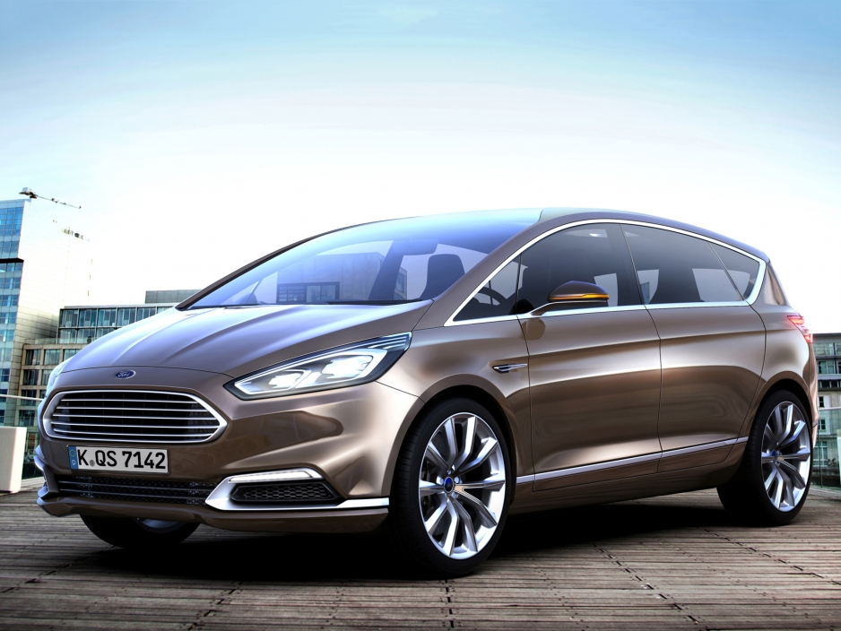 2015 Ford S MAX photo - 2