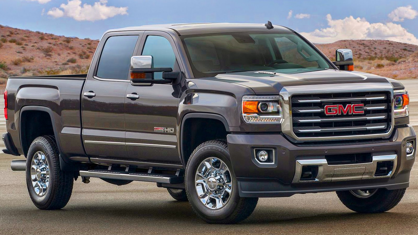 2015 GMC Sierra All Terrain HD photo - 1