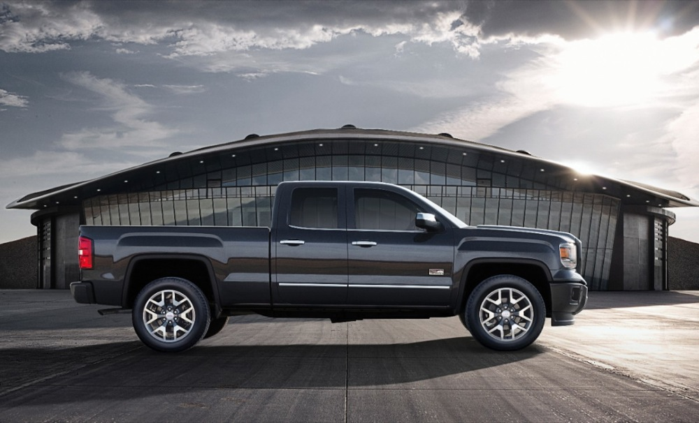 2015 GMC Sierra All Terrain HD photo - 2