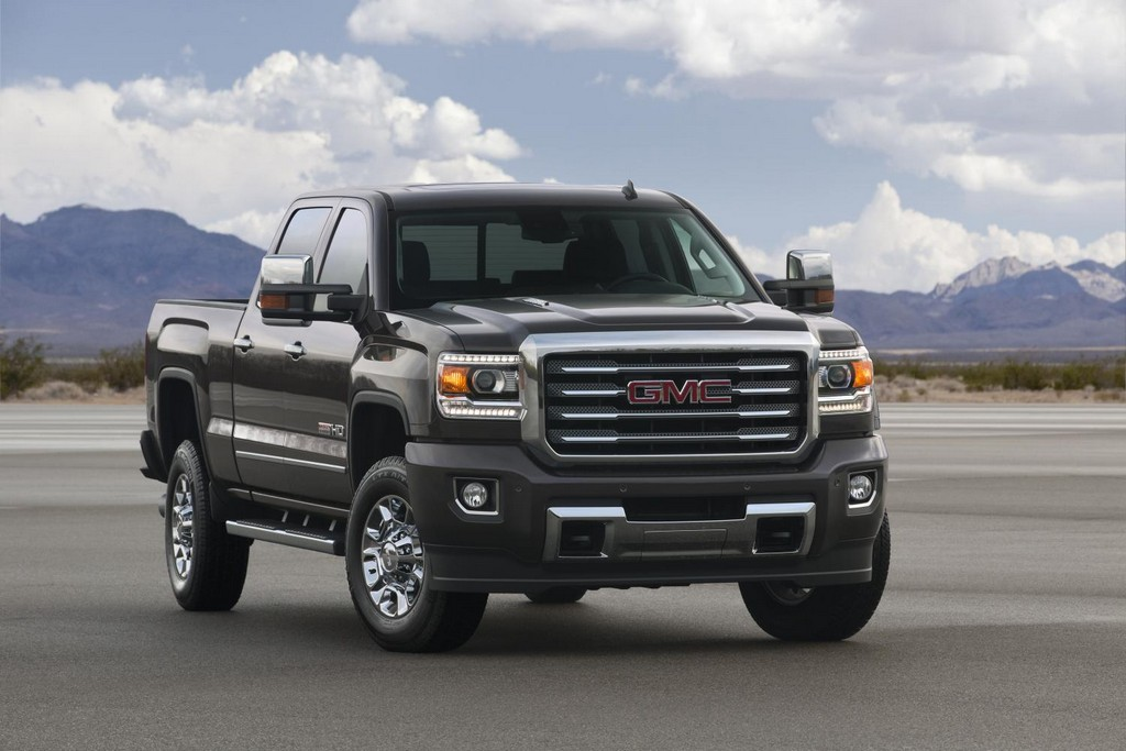 2015 GMC Sierra All Terrain HD photo - 3