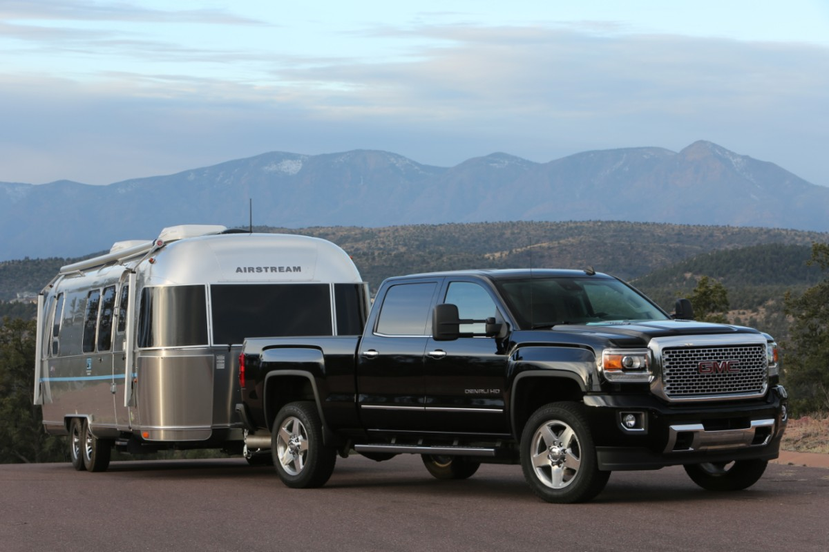 2015 GMC Sierra HD photo - 2
