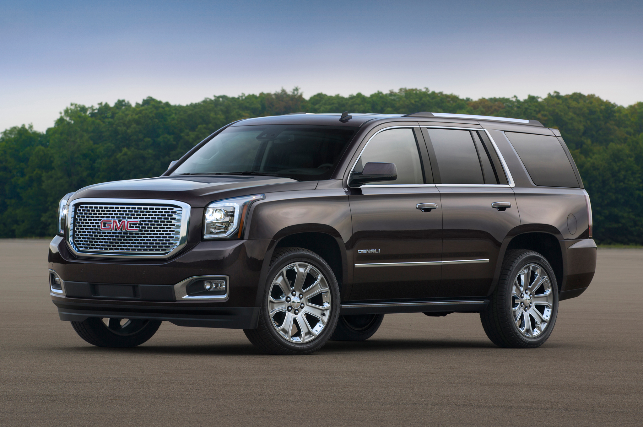 2015 GMC Yukon XL photo - 1