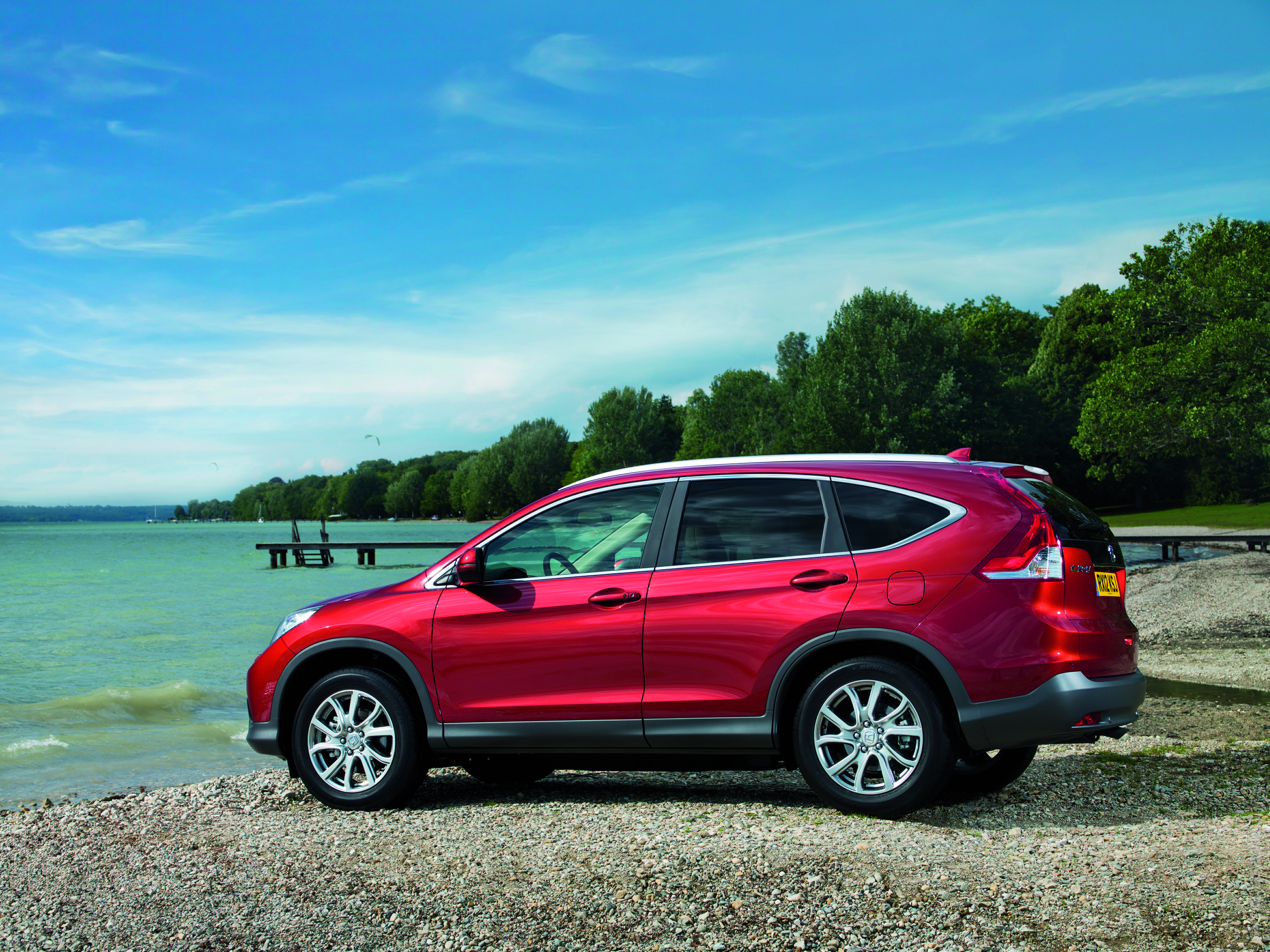 2015 Honda CR V EU Version photo - 3