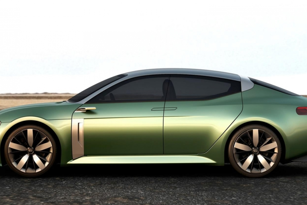 2015 Kia Novo Concept Car Photos Catalog 2018