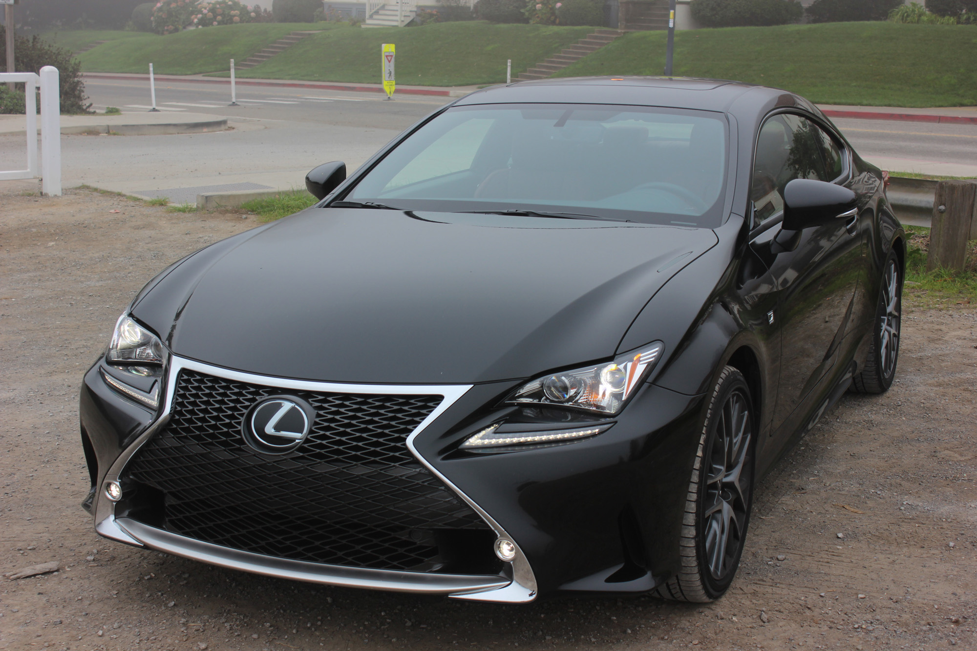 2015 lexus rc f sport car photos catalog 2018. Black Bedroom Furniture Sets. Home Design Ideas