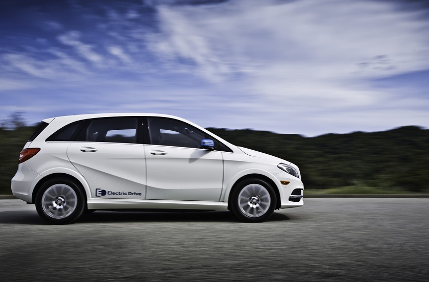 2015 Mercedes Benz B Class Electric Drive photo - 1