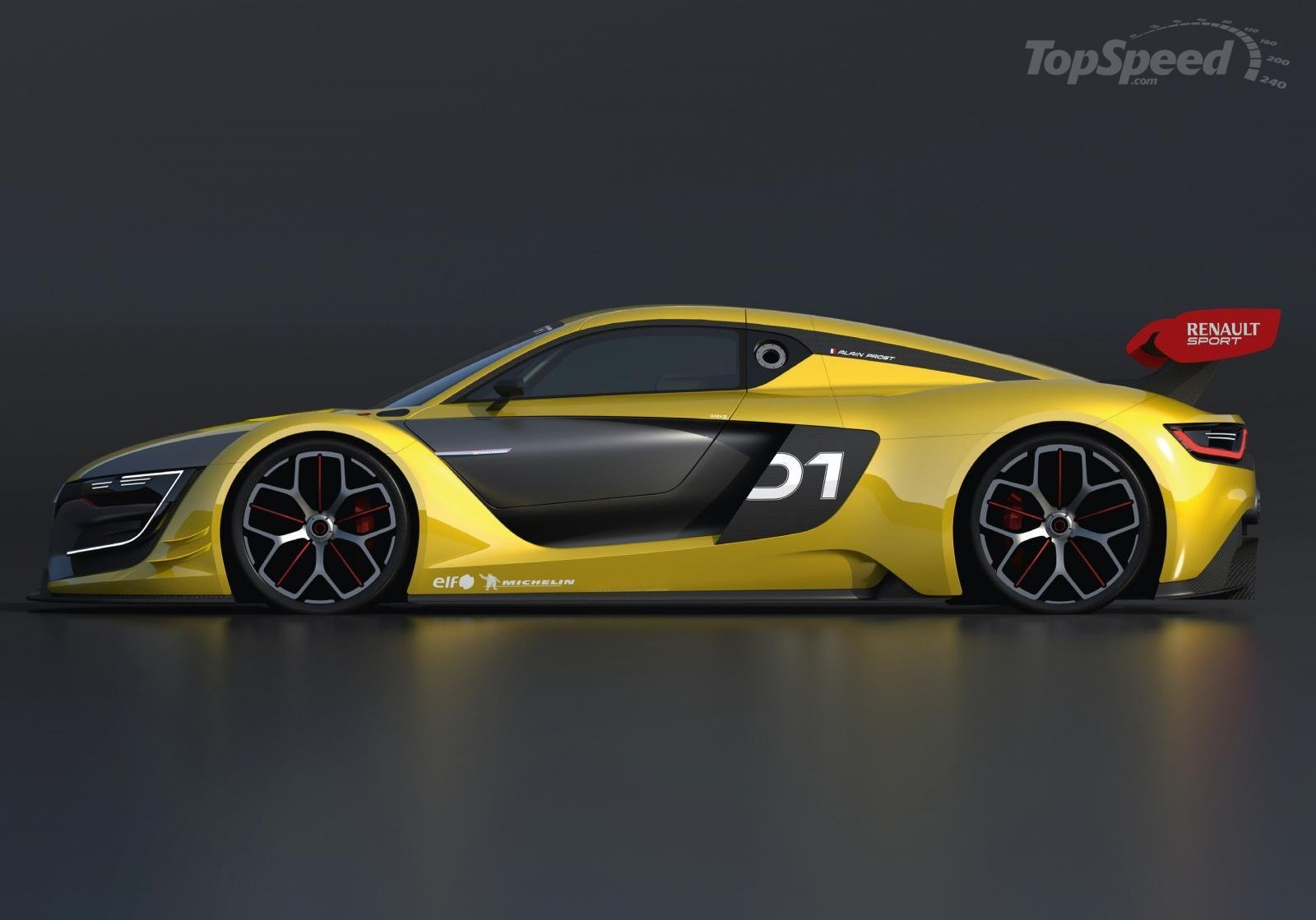 2015 Renault Sport RS 01 photo - 1
