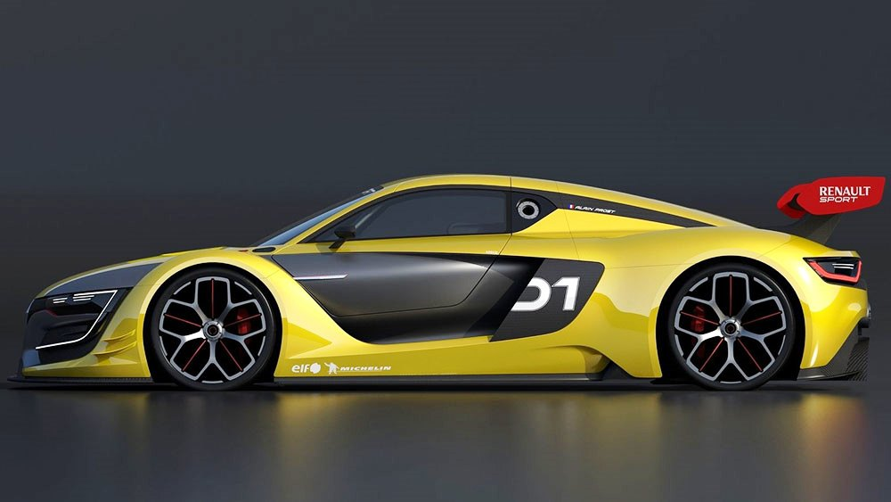 2015 Renault Sport RS 01 photo - 2