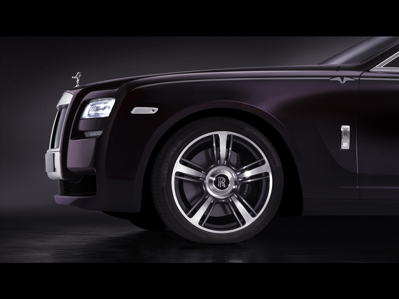 2015 Rolls Royce Ghost V Specification photo - 2