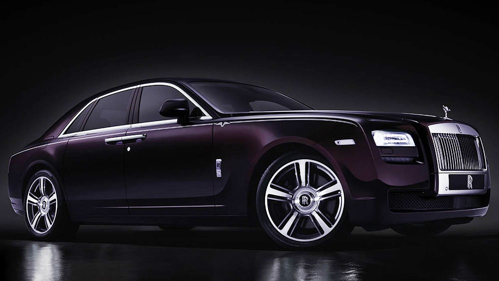 2015 Rolls Royce Ghost V Specification photo - 3