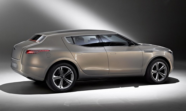 2016 Aston Martin Lagonda photo - 1