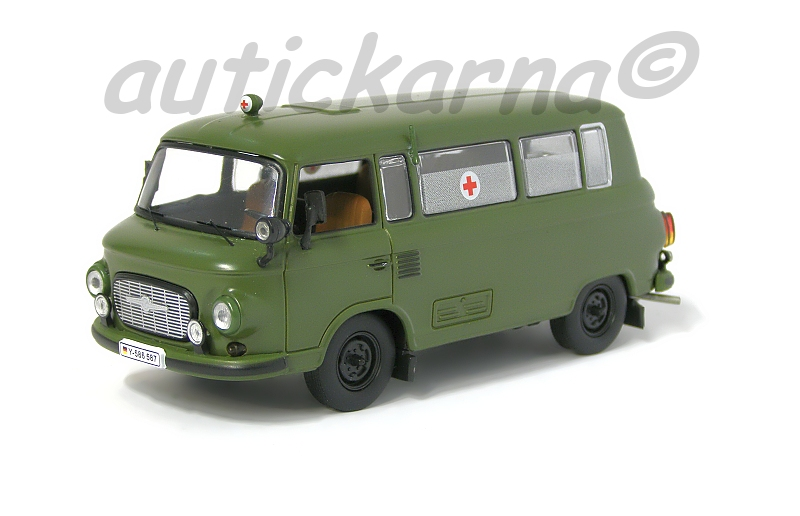 2016 Barkas b1000 photo - 2