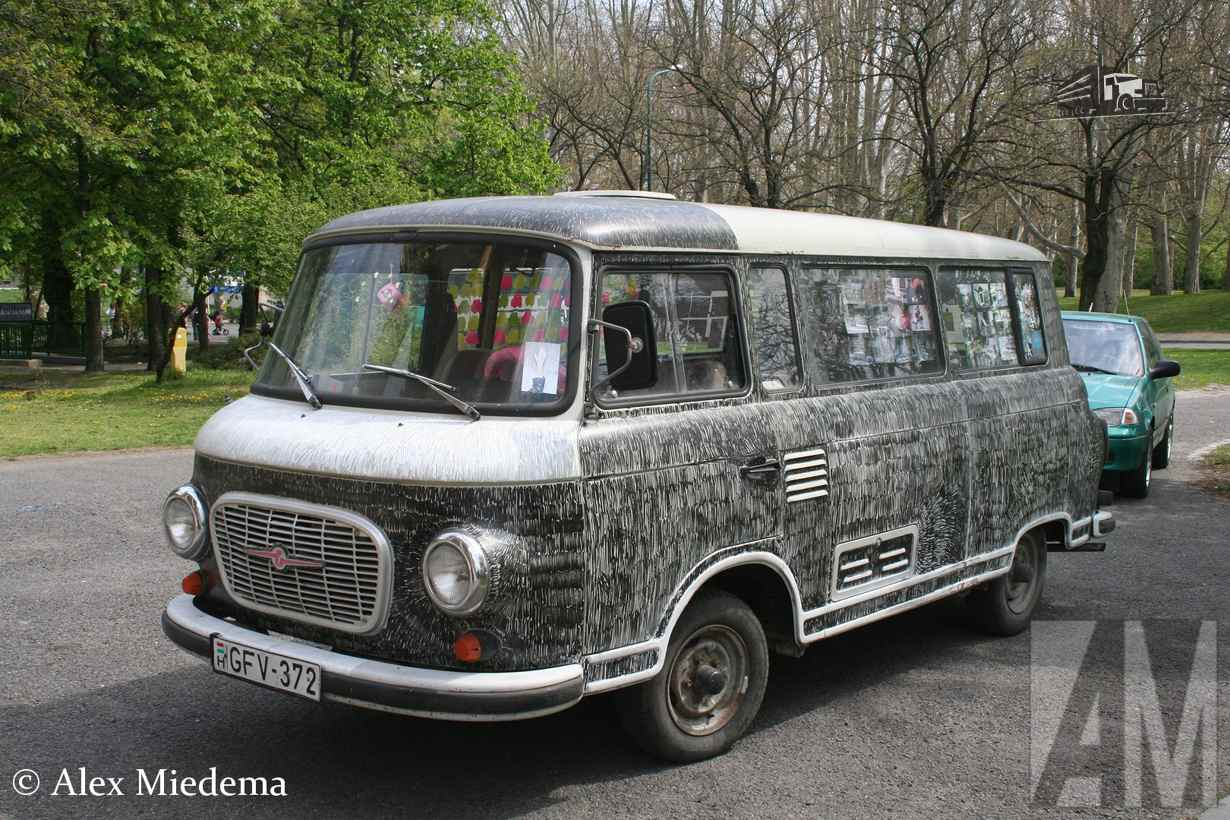 2016 Barkas b1000 photo - 3