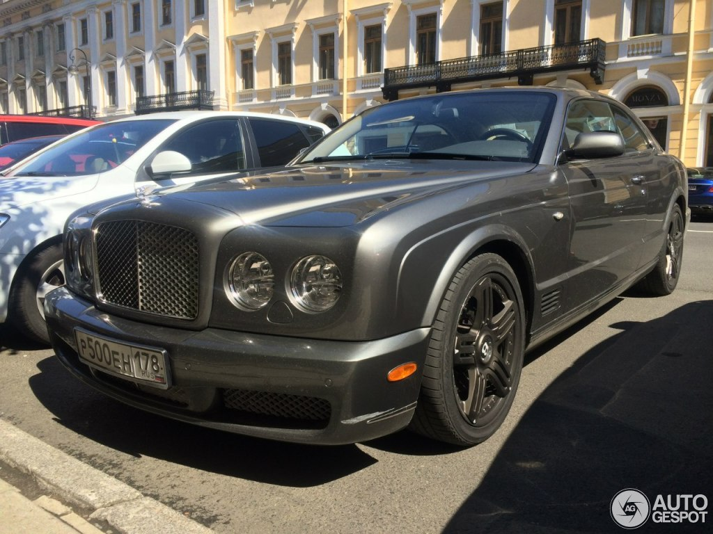 2016 Bentley brooklands photo - 1