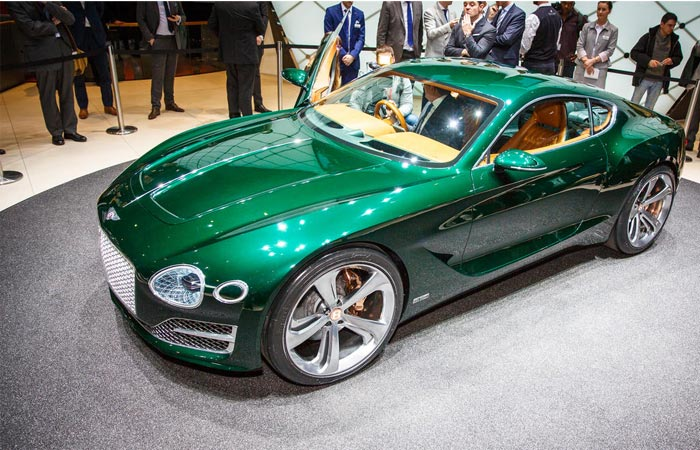 2016 Bentley exp photo - 2