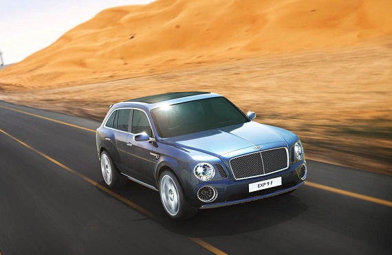 2016 Bentley exp photo - 3