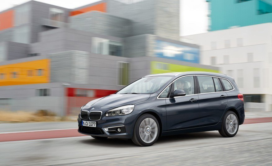 2016 BMW 2 Series Gran Tourer photo - 3