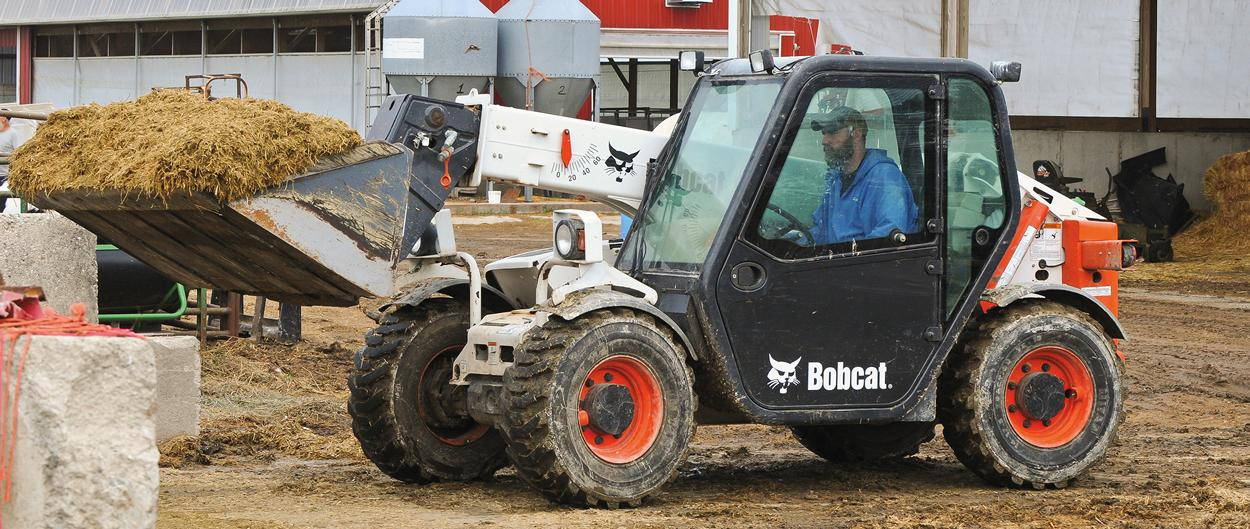 2016 Bobcat versahandler photo - 1