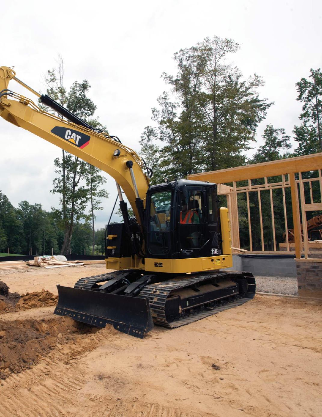 2016 Caterpillar 308c photo - 3