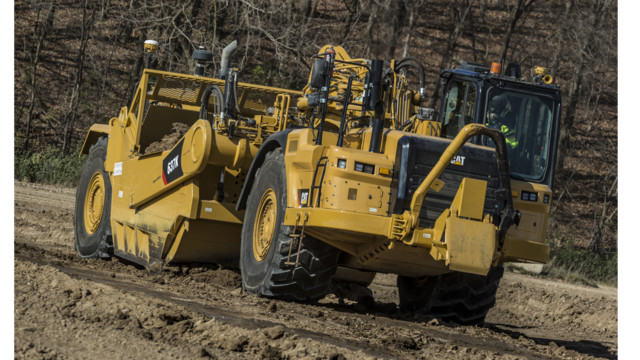 2016 Caterpillar 637 photo - 1