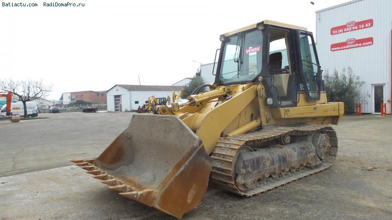 2016 Caterpillar 953 photo - 1