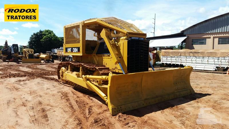 2016 Caterpillar d8 photo - 1